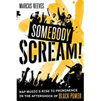 Somebody Scream!: Rap Music's Rise to Prominence in the Aftershock of Black Power book cover