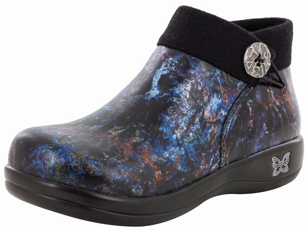 Alegria Womens Sitka Rain Boot Vortex Size 37 EU (7-7.5 M US Women)