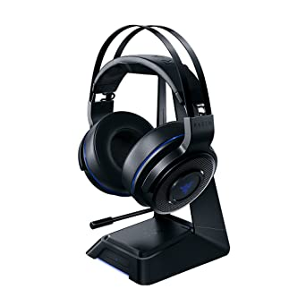 ad7cc9f86f7 Razer Thresher Ultimate for PS4: Dolby 7.1 Surround Sound - Lag-Free  Wireless Connection