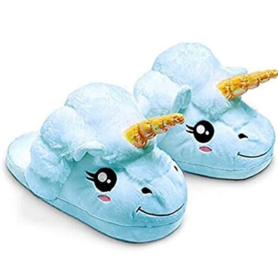 cheap4uk Unicorn Slippers 69f7d068d