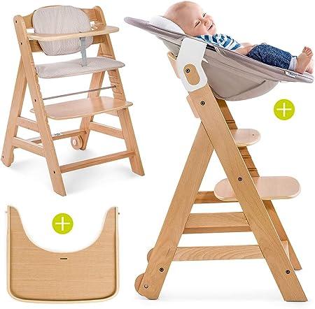 COMPLETO: además de la trona para bebes, recibirá la práctica hamaca evolutiva para recién nacido Bo