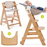 Hauck Beta Plus Wooden Highchair