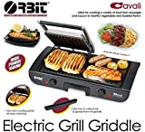 Orbit Cavali Electric Grill Griddle