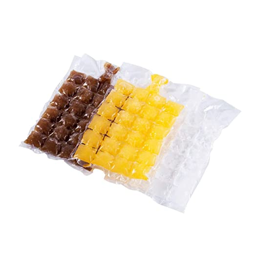 Molde de silicona para helado de grado alimenticio, 2 tamaños ...
