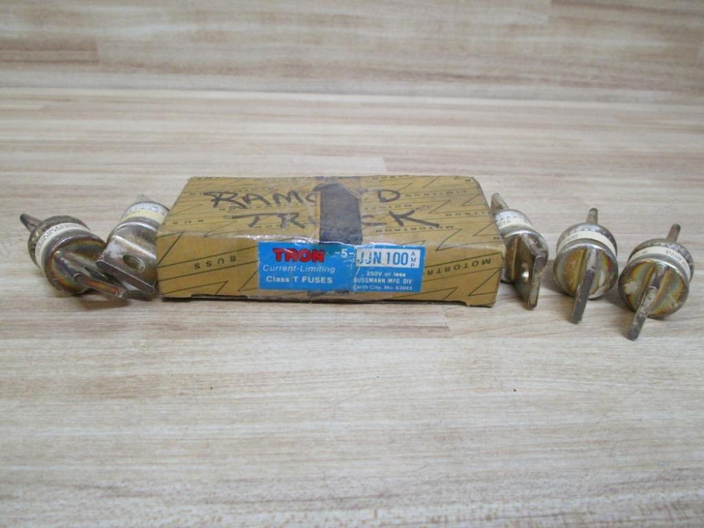 Bussmann JJN-100 Fuse (Pack of 5) by Bussmann