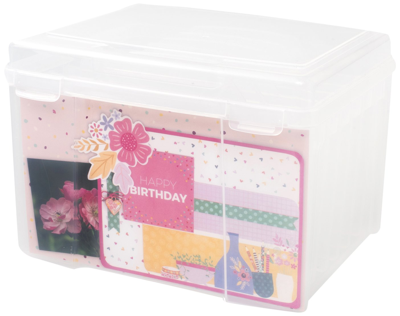We R Memory Keepers 27,9 x 22,9 x 20,3 cm file organizer American Crafts 660270