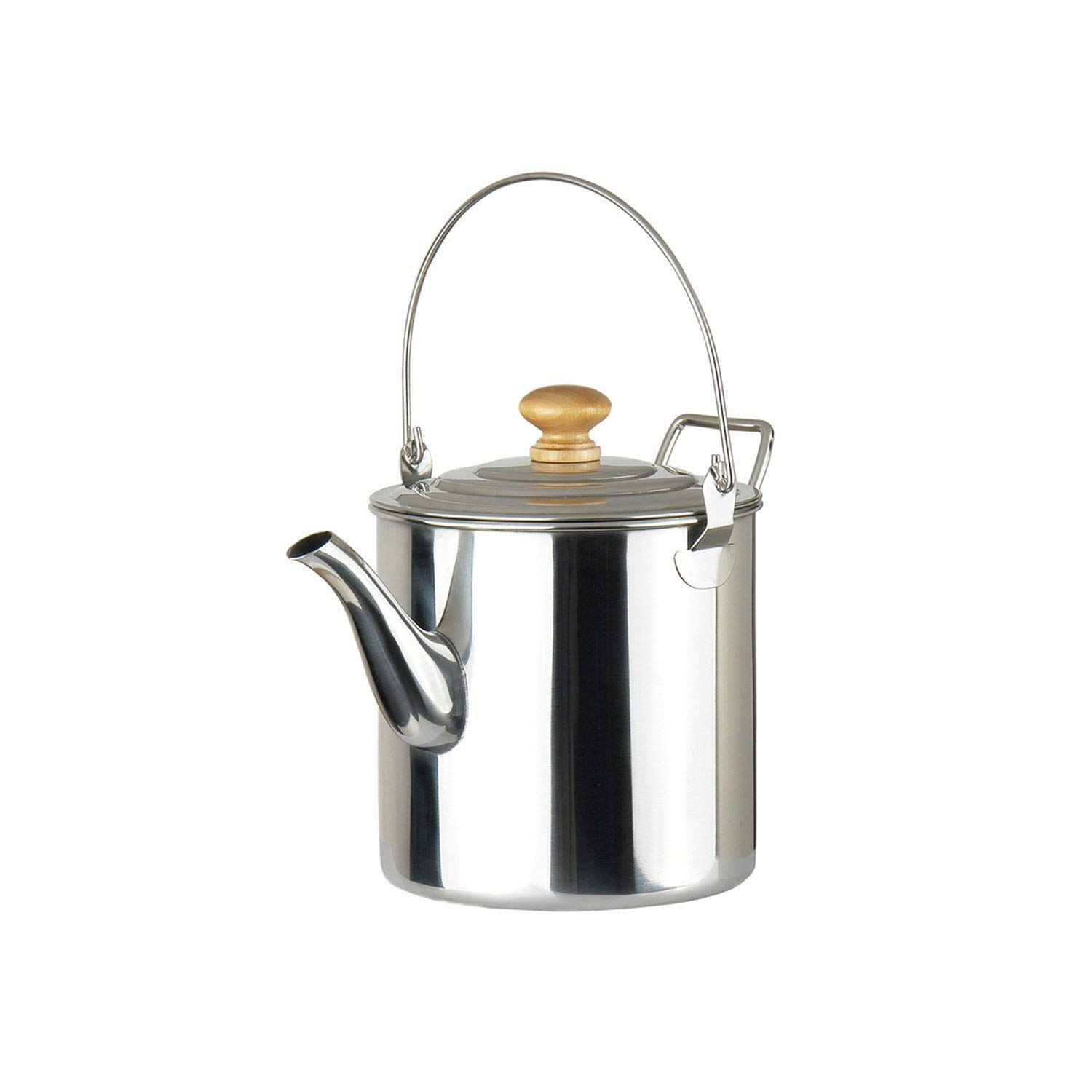 Coffee-Percolators Portable 3000Ml Outdoor Water Kettle Camping Hiking Stainless Steel Tea Coffee Pot