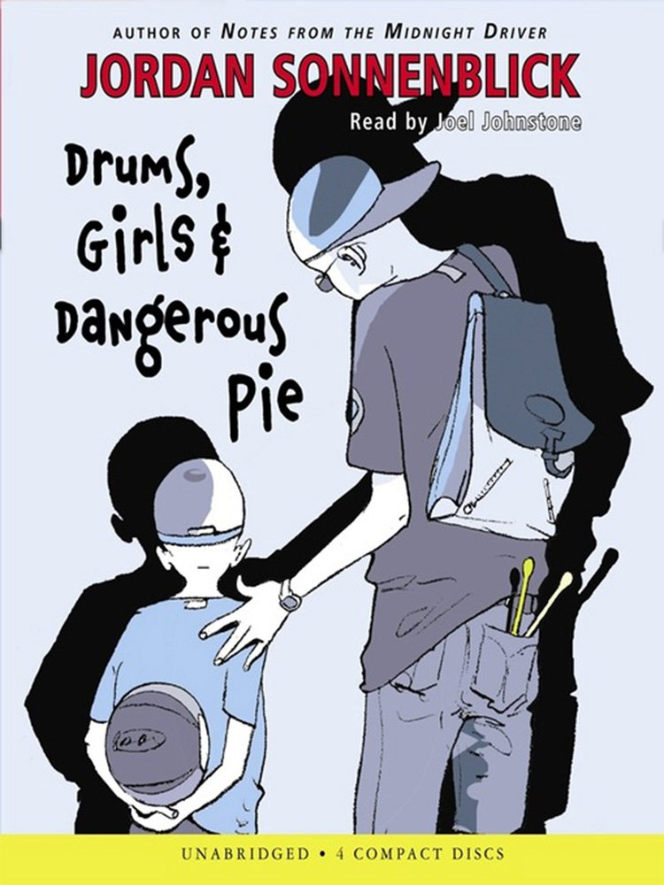 Drums, Girls, and Dangerous Pie - Audio