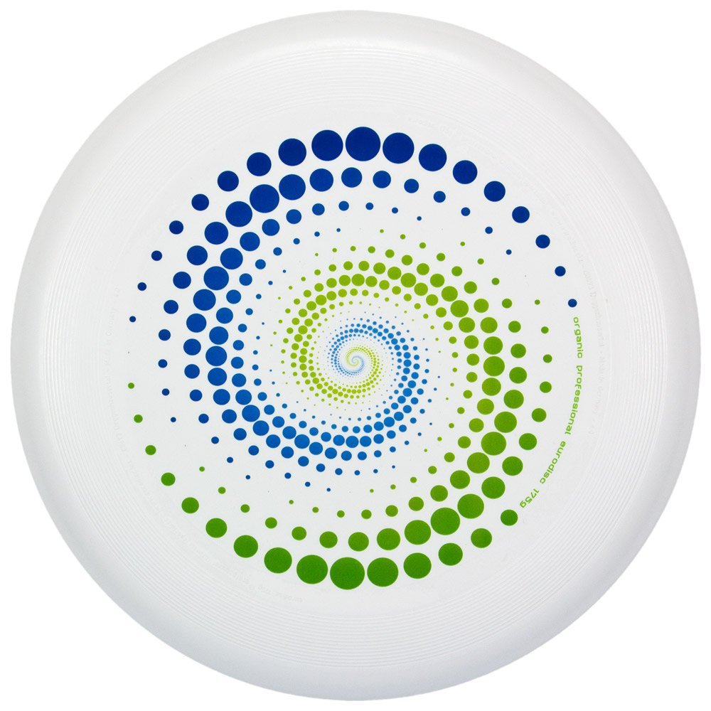 Eurodisc 175  g Ultimate Frisbee Bio 4.0  Compé tition Disque Fotoprint Galaxy New Games - Frisbeesport