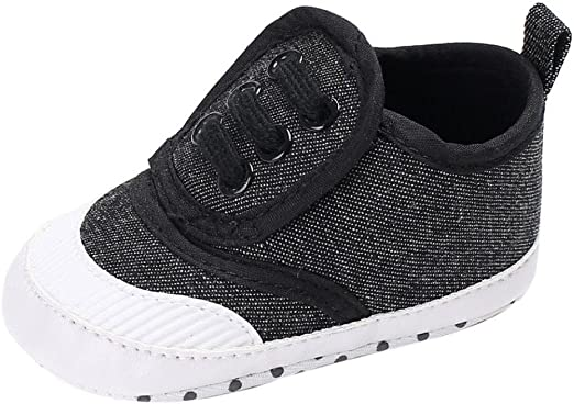 Baby Anti-Slip Shoes Witspace Toddler Sneaker Soft Sole Walkers Newborn Booties Boys Girls Loafers