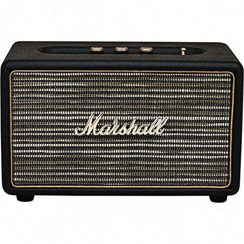 Marshall Acton M-ACCS-10126 Acton Speaker, - Black Marshal