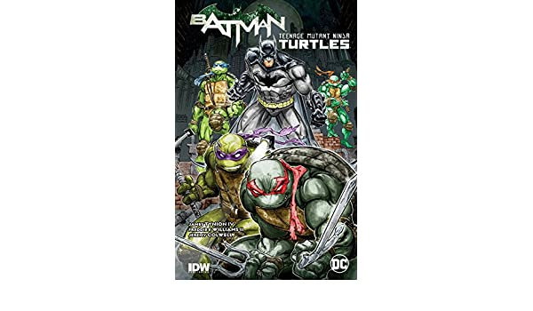 Batman/Teenage Mutant Ninja Turtles Vol. 1 (Batman/Teenage ...