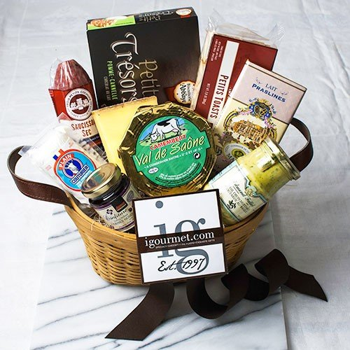 French Classic Gift Basket (3.1 pound)