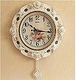 Asdfg Minimalist Style Family Wall Clock,#3