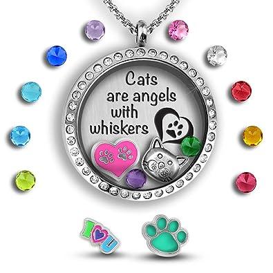 Amazon.com: Regalos para los amantes de los gatos, regalos ...