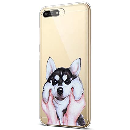 coque huawei y6 2018 animaux