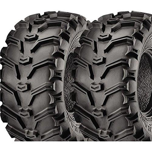 Pair Kenda Bear Tires 26x9 12