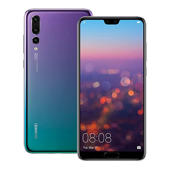 d8fc735593371 Amazon.com  Huawei P20 Pro (CLT-L29) 6GB   128GB 6.1-inches LTE Dual SIM  Factory Unlocked - International Stock No Warranty (Twilight)  Cell Phones    ...