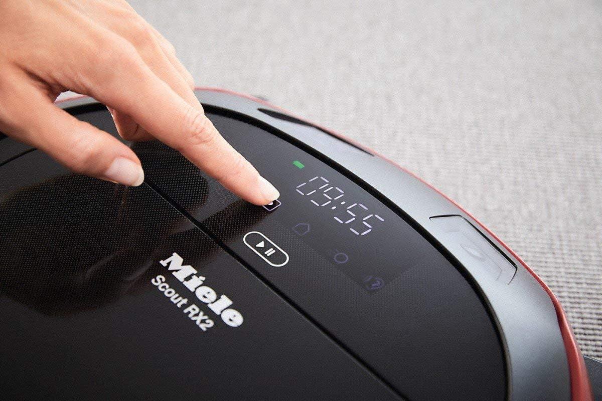 Miele aspiradora Scout RX2 negro/rojo 0.5 litro: Amazon.es: Hogar