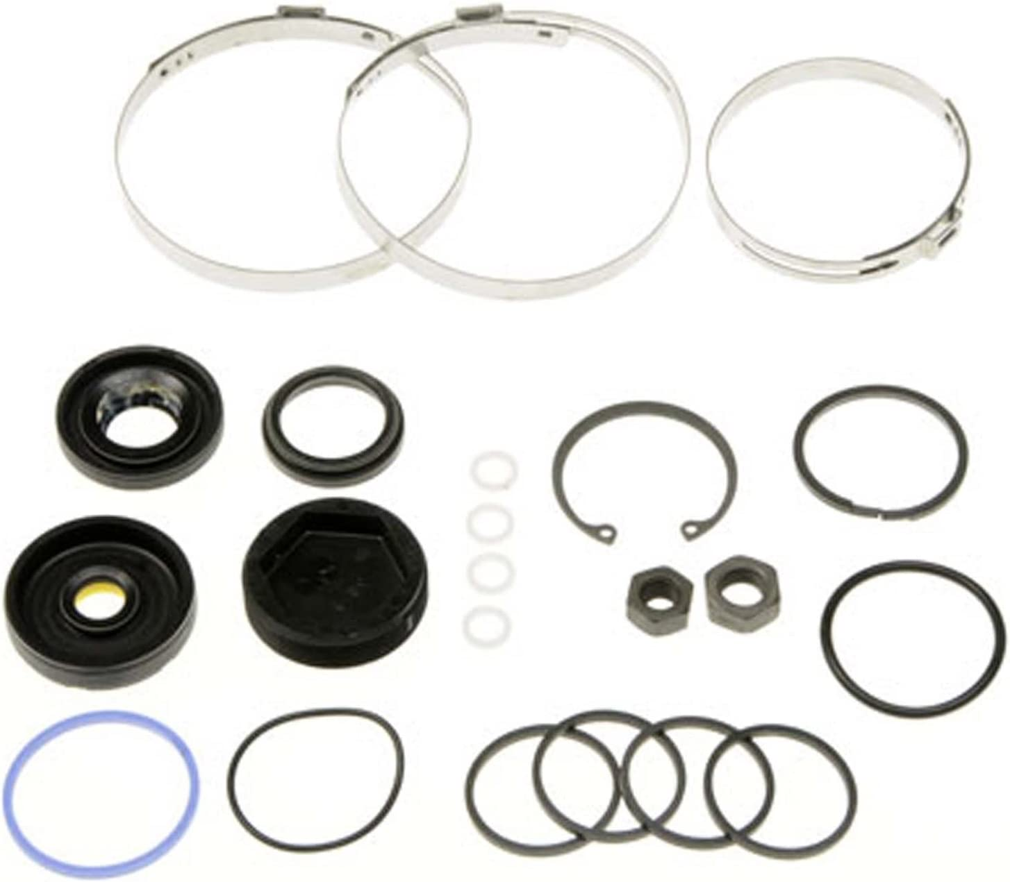 Power Steering Rack and Pinion Seal Kit for Chrysler 300M Power Steering Seals