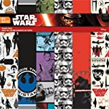Star Wars Scrapbooking Papers Pack - 12 Sheets