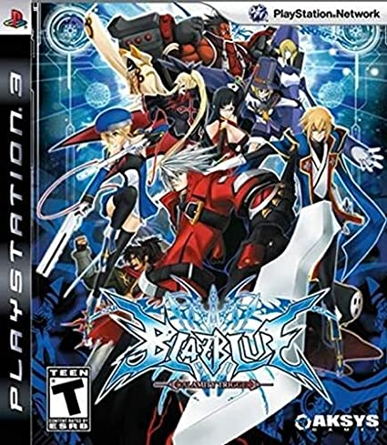 BlazBlue: Calamity Trigger - Standard Edition (PS3) PlayStation 3 Games at amazon