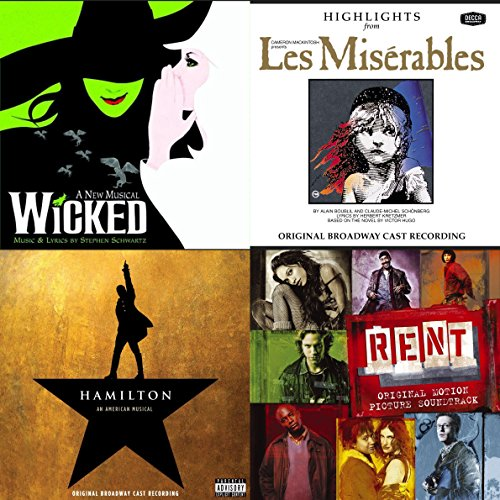 50 Great Musical Numbers by Rent Soundtrack, Kinky Boots