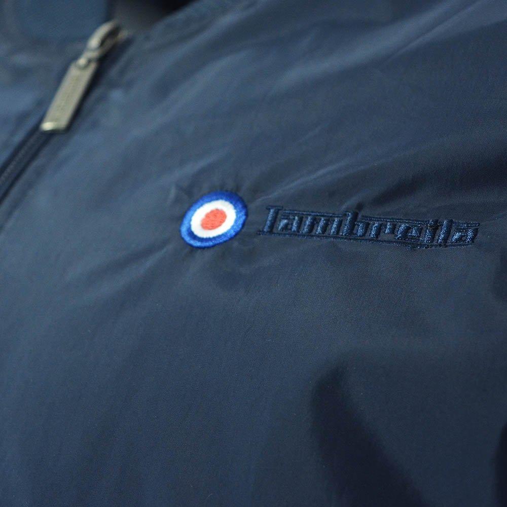 Lambretta Mens Classic Lightweight MA1 Bomber MOD SKA Jacket Coat