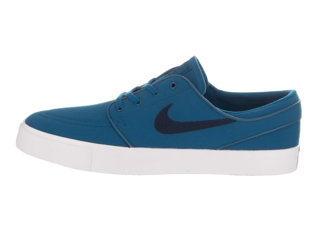 Nike STEFAN Industrial JANOSKI MAX Unisex-Erwachsene Sneakers Industrial STEFAN Blau/Obsidian 016307