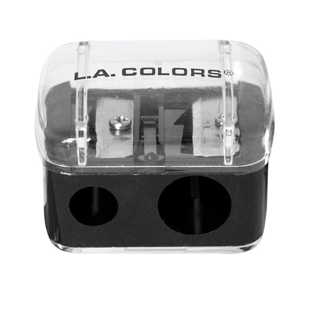 LA COLORS Duo Pencil Sharpener LCJS L.A. Colors
