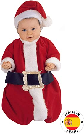 Limit Sport - Disfraz de nana Papá Noel para bebés (MB617): Amazon ...