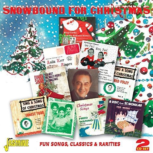 Set Songs Fun (Snowbound For Christmas - Fun Songs, Classics & Rarities [ORIGINAL RECORDINGS REMASTERED] 2CD SET)