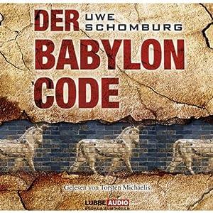 Der Babylon Code Hörbuch