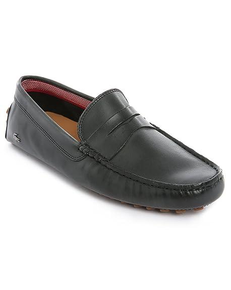 Lacoste - Mocasines para hombre, color Azul, talla 44.5: Amazon.es: Zapatos y complementos