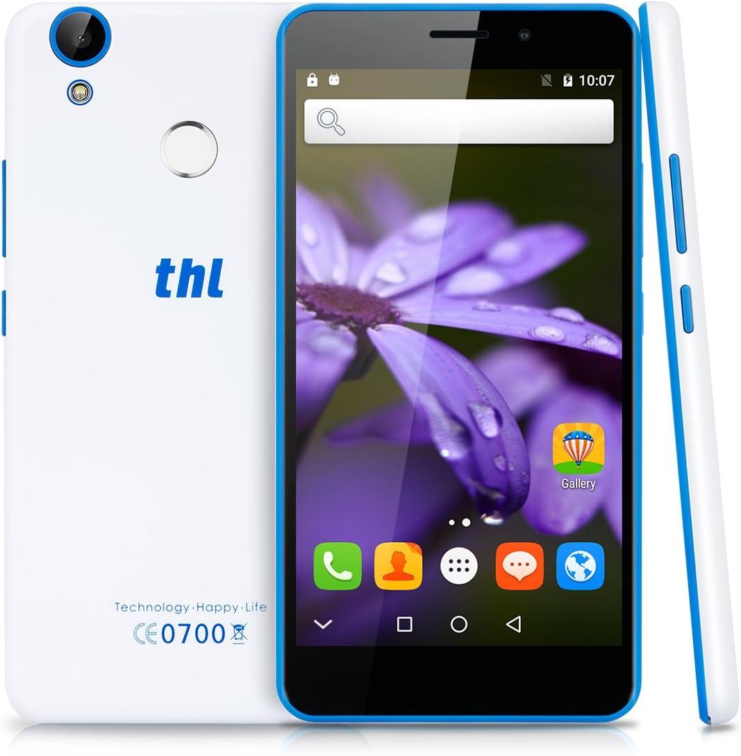 THL T9 Pro - Android 6.0 Smartphone Libre 16GB (4G LTE, Pantalla ...
