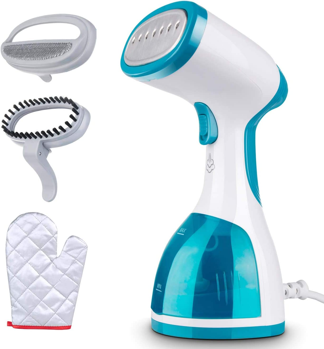 Fast /& Powerful Heat-Up Garment Steamer for Clothes Clothes Wrinkle Remover