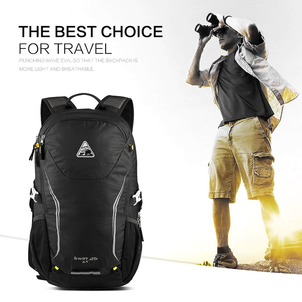 YTYC KIMLEE Sport Bag Waterproof Mountaineering Travel Backpack Man Woman by YTYC (Image #2)