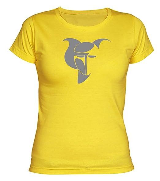 Camisetas EGB Camiseta Chica Afrodita ochenteras 80Žs Retro: Amazon.es: Ropa y accesorios