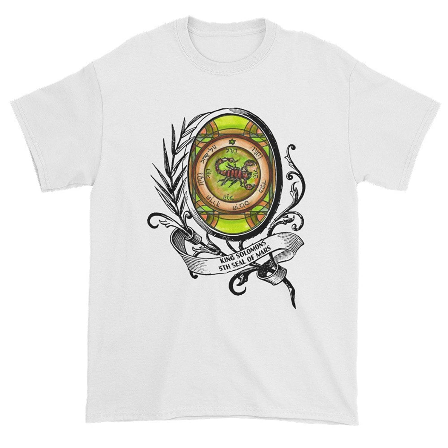 Solomons Mars 5 to Cause Demons to Obey Unisex T-shirt