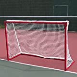 Rage Cage Hockey B200 Collapsible Goal With Pre-strung 3mm Net