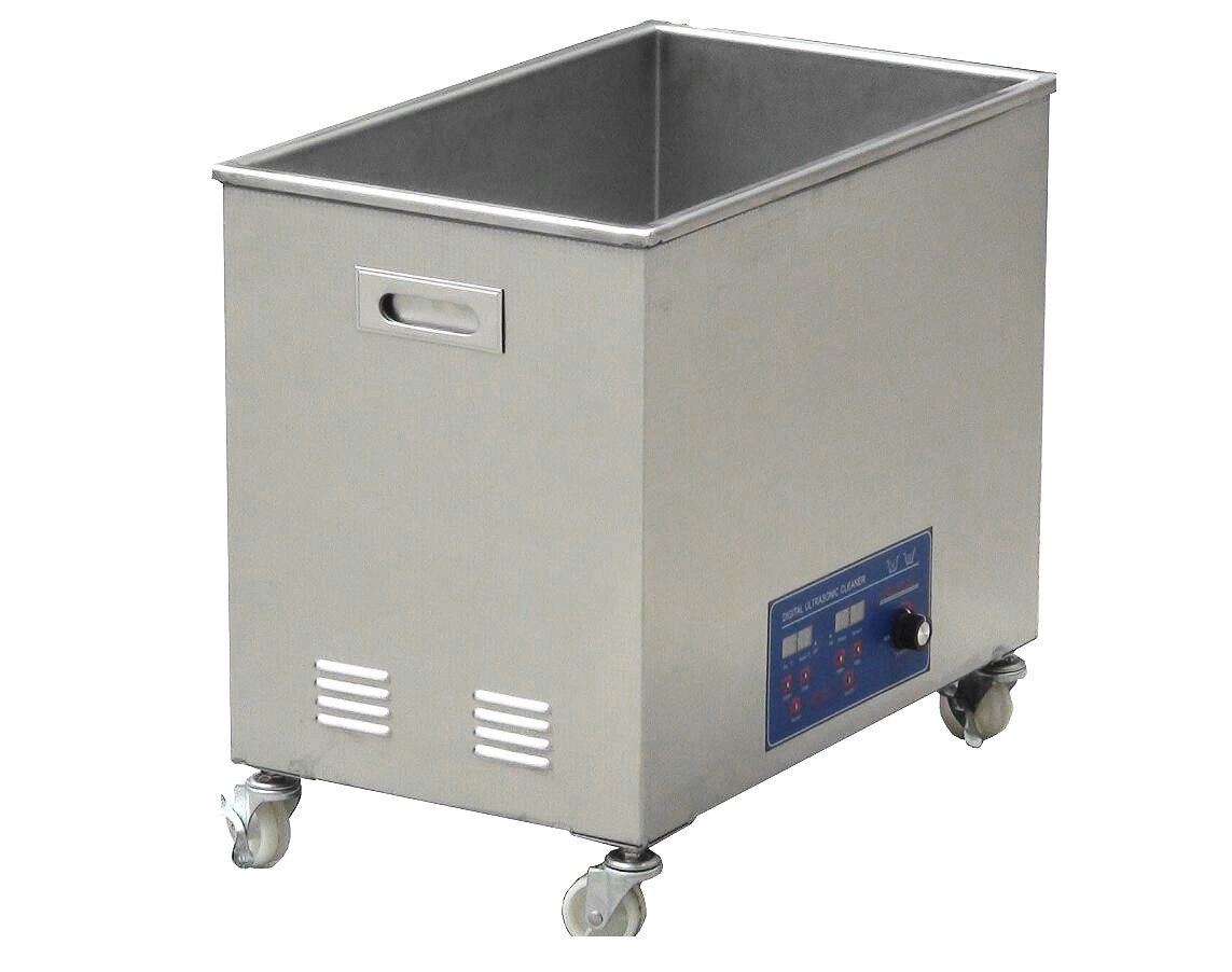 80KHZ High Frequency Ultrasonic Cleaner 130L Industrial Jewelry Cleaning Polishing Machine by YUCHENGTECH (Image #4)