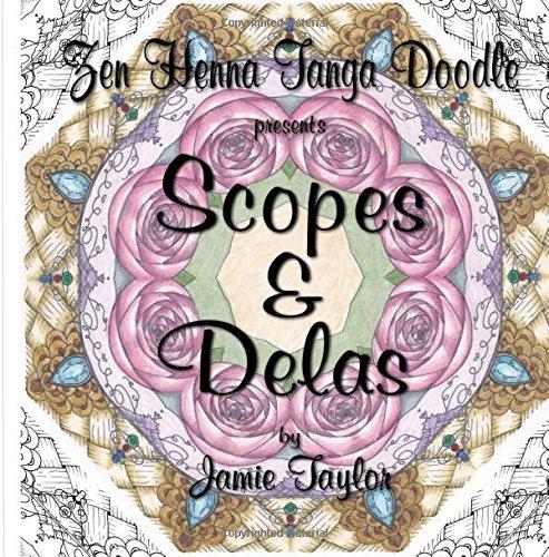 Scopes & Delas: Zen Henna Tanga Doodle by Jamie Taylor - Tanga Mall