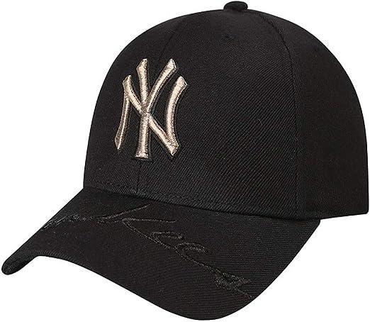 xiaochicun MLB Classic NY Bordado Gorra de béisbol Corea Gorra ...