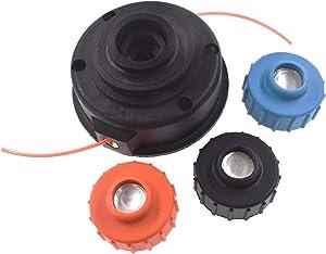 KBINGO Grass Brush Cutter String Trimmer Dual Line Head Fits Homelite ST155 ST165 ST175 ST275 ST285 Z803SB D825SD