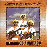 Cantos Y Musica Con Los Hermanos Alvarado Vol. 1