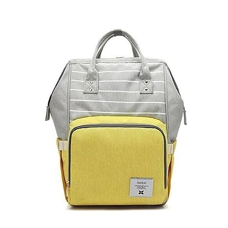 TOOGOO Amarillo bolsa de cuidado multifuncional de gran ...