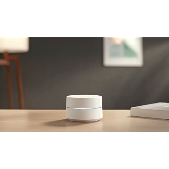 Google Whole Home Mesh Wi-Fi System (set of 1) [US Version] 61HmU5YpcQS. SS555