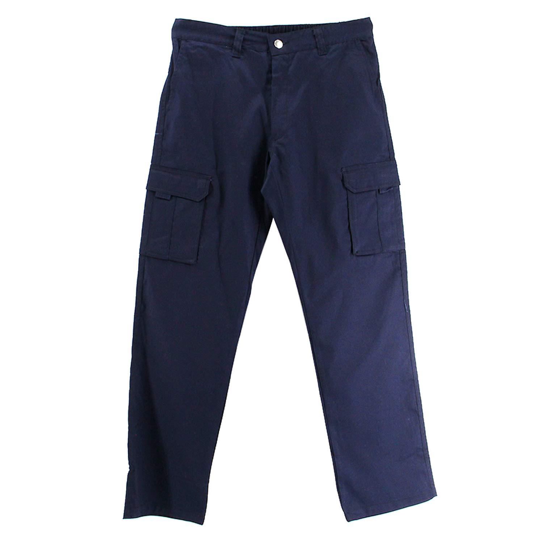 MISEMIYA Pantalons DE Travail Multi-Poche Uniforme Industriel Atelier M/ÉCANIQUE Technique Plombier MA/ÇON Ref.875