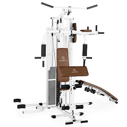 Klarfit Ultimate Gym 3000 y 5000 • Fuerza Station • Fitness Station • Entrenamiento Station ...