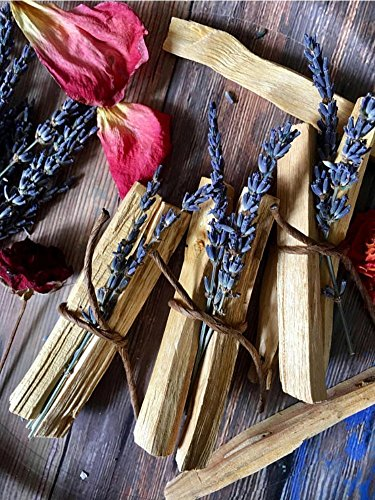 Palo Santo Floral Incense Bundle by Ethereal Zen Creations